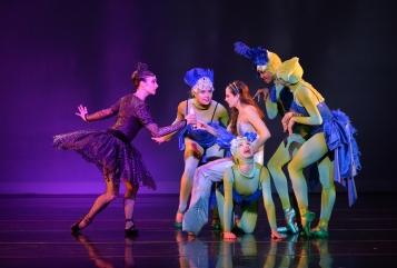 Charlotte Ballet - Little Mermaid - Jamie Dee & Alessandra Ball James_3_photo by Peter Za